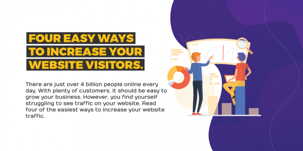Four-easy-ways-to-increase-your-website-visitors